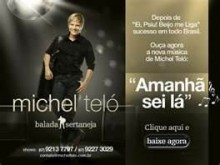 Amanha Sei La - Michel Telo