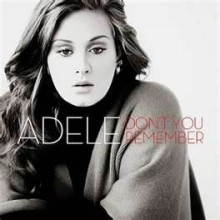 Don't You Remember - Adele