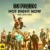Hot Right Now - DJ Fresh