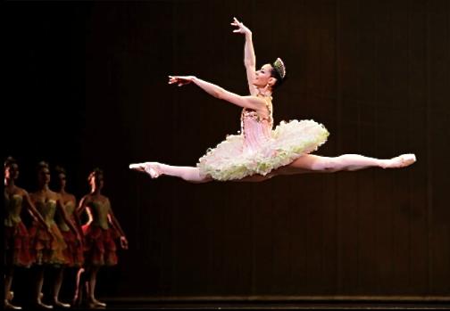 Dance Of The Sugar Plum Fairy - Tschaikowsky