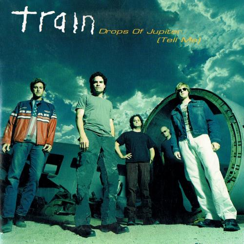 Drops Of Jupiter (Tell Me) - Train