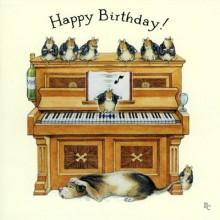 Happy Birthday - Unknown
