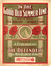In the Good Old Summer Time - George Gershwin