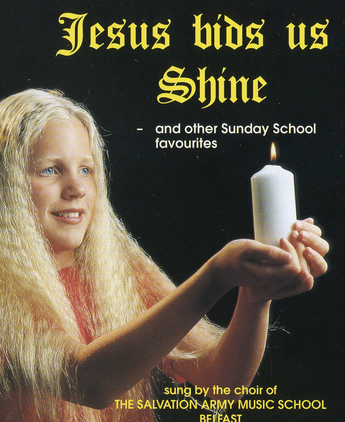 Jesus Bids Us Shine - Susan Warner