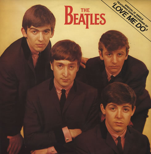 Love Me Do - The Beatles
