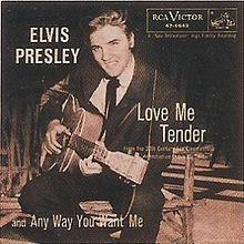 Love Me Tender - Elvis Prestley