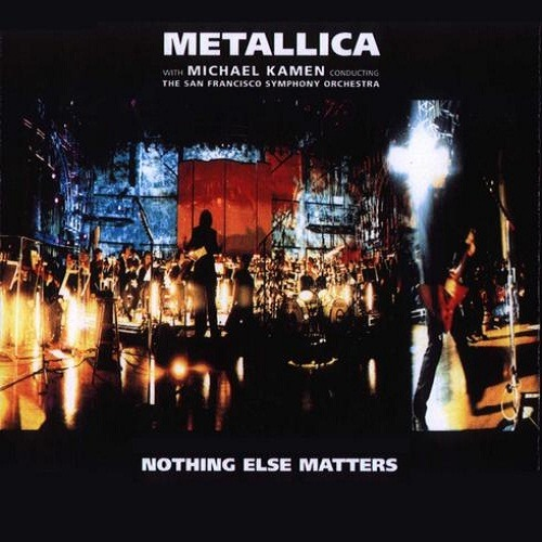 Nothing Else Matters - Metallica - Piano Sheet music for