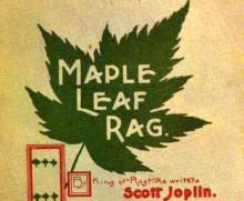 Palm Leaf Rag - Scott Joplin