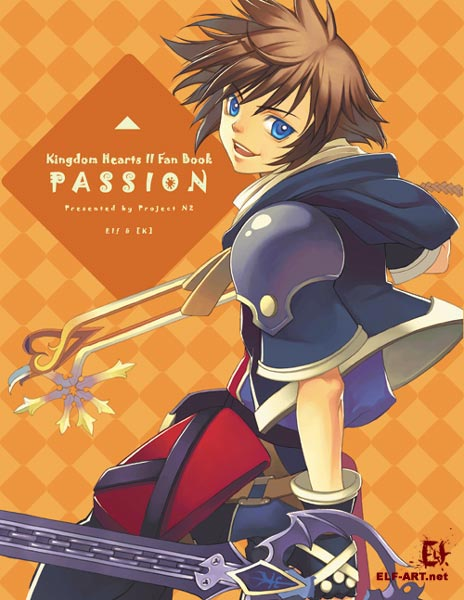 Passion - Kingdom Hearts