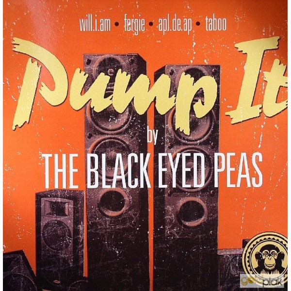 Lyrics to black eyed peas pump it