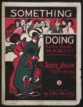 Something Doing - Scott Joplin