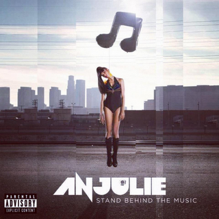 Stand Behind The Music - Anjulie