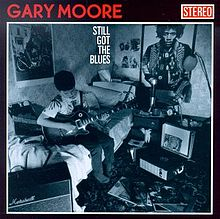 Steel Got The Blues - Gary Moore