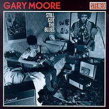 Steel Got The Blues - Gary Moore