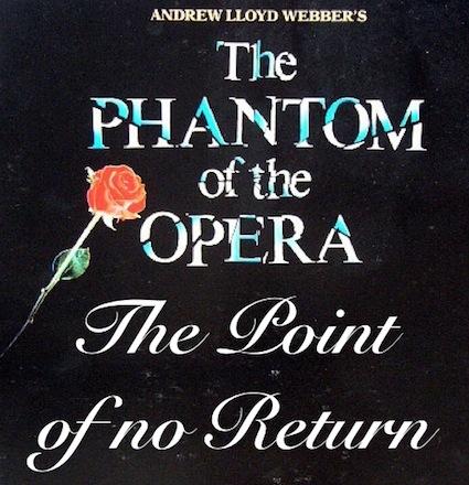 The Point Of No Return - Phantom Of The Opera