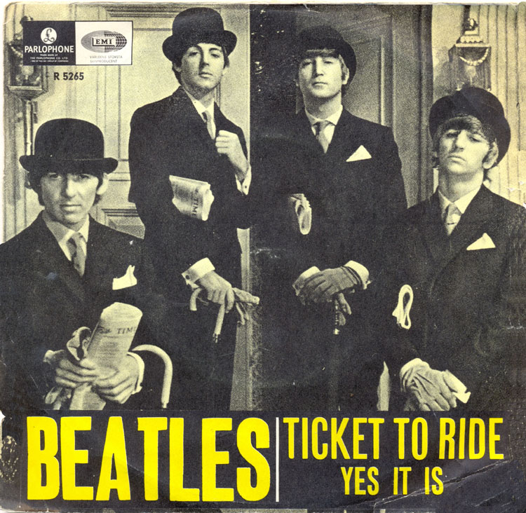 Ticket To Ride - The Beatles
