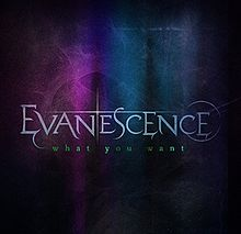 What You Want - Evanescence