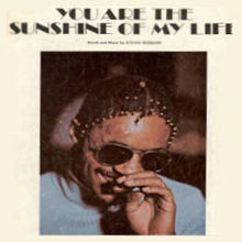 You Are the Sunshine of My Life - Stevie Wonder
