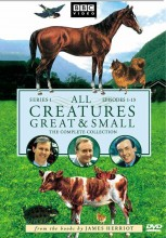All Creatures Great and Small - Johnny Pearson