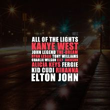All of The Lights - Kanye West