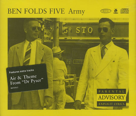 Army - Ben Folds Five