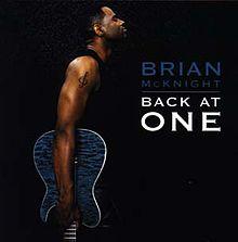 Back at One - Brian Mcknight