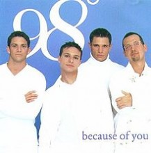 Because Of You - 98 Degrees
