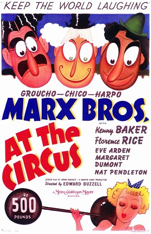 Blue Moon - At The Circus