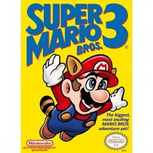 Don't Stand on the Donuts - Super Mario Bros. 3