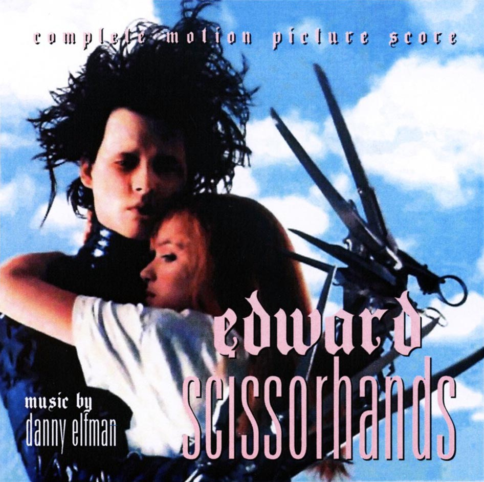 Edward Scissorhands Theme