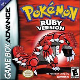 Ending Theme - Pokémon Ruby and Sapphire