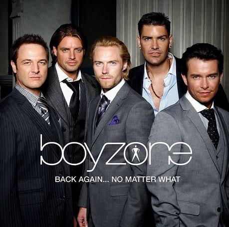 I Love The Way You Love Me - Boyzone