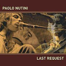 Last Request - Paolo Nutini