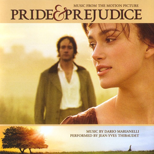Liz On Top Of The World - Pride & Prejudice