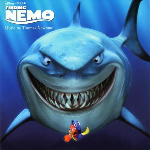 Nemo Egg (Main Title) - Finding Nemo