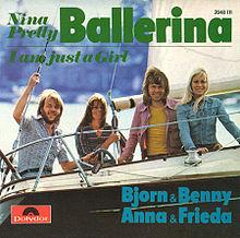 Nina, Pretty Ballerina - ABBA