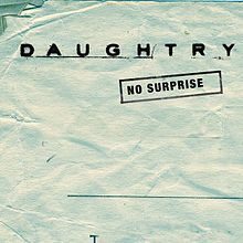 No Surprise - Daughtry