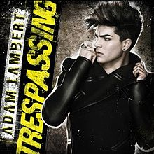 Outlaws of Love - Adam Lambert