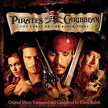 The Black Pearl - Pirates of the Caribbean