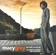 Why Didn't You Call Me - Macy Gray