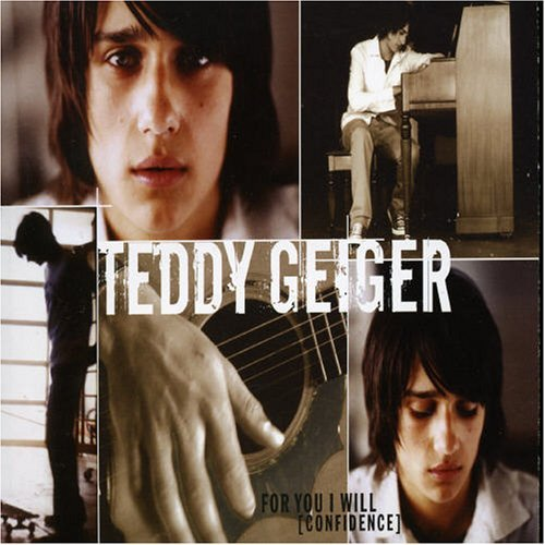 For You I Will - Teddy Geiger
