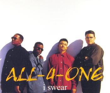 I Swear - All 4 One