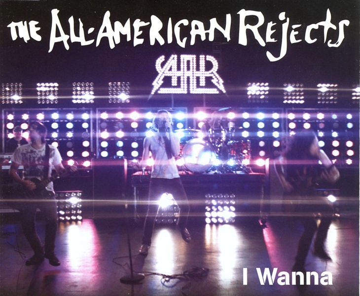 I Wanna - All American Rejects