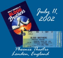 blood brothers musical tell me its not true