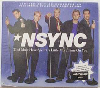 A Little More Time on You - 'N Sync