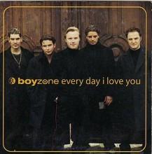 Everyday I Love You - Boyzone