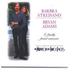 I Finally Found Someone - Barbra Streisand
