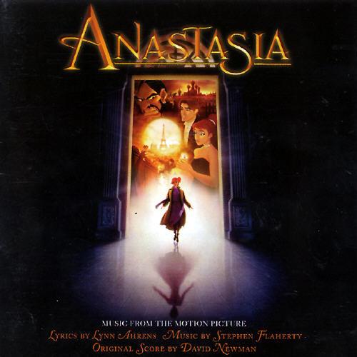 Journey to the Past - Anastasia