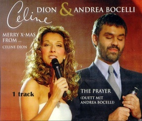Prayer - Celine Dion duet with Andrea Bocelli