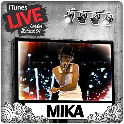 Stuck In The Middle - Mika